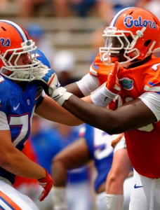 Florida Gators sophomore spotlight: David Sharpe