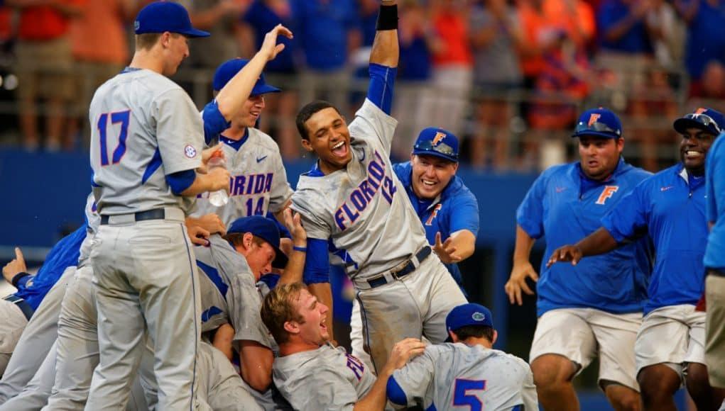 Richie Martin, Florida Gators, florida gators baseball, McKethan Stadium, Gainesville, Florida, University of Florida