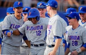Richie Martin, McKethan Stadium, Gainesville, Florida, University of Florida