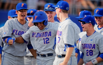 Florida Gators send Miami into tropical depression