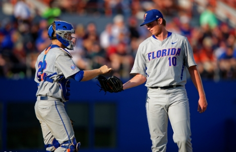 Florida Gators shut out by Virginia