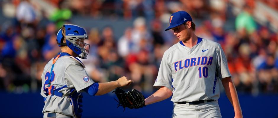 Florida Gators shut out by Virginia