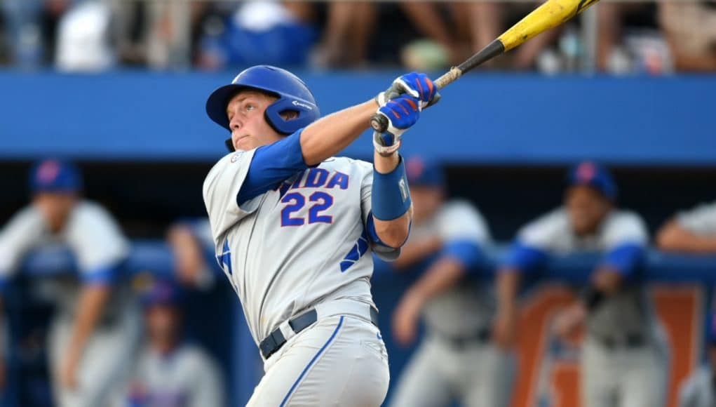 Schwarz's historic slugging carrying Florida Gators to Omaha ...