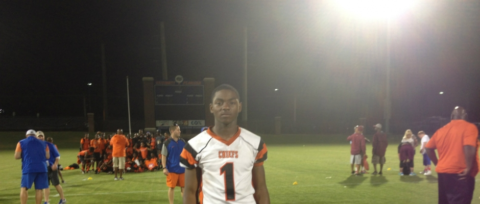 Dingle hoping for a Florida Gators offer