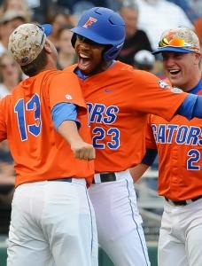 Four home runs power Florida Gators past Canes