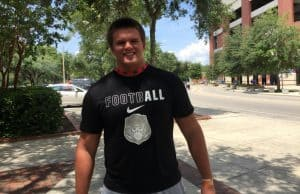Florida Gators center commit Brett Heggie- Florida Gators Recruiting