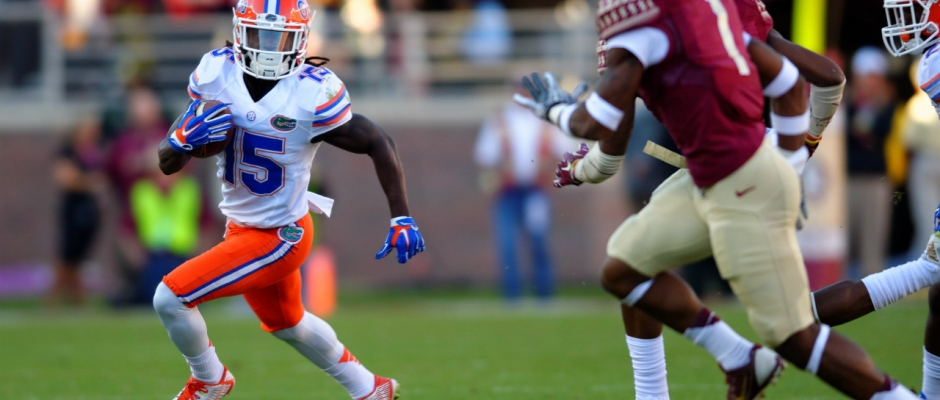Breaking down the Florida Gators 2015 depth chart: Offense