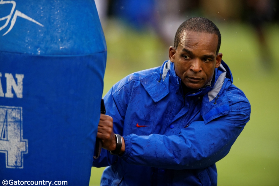 Randy Shannon, Ben Hill Griffin Stadium, Gainesville, Florida, University of Florida, Florida Gators