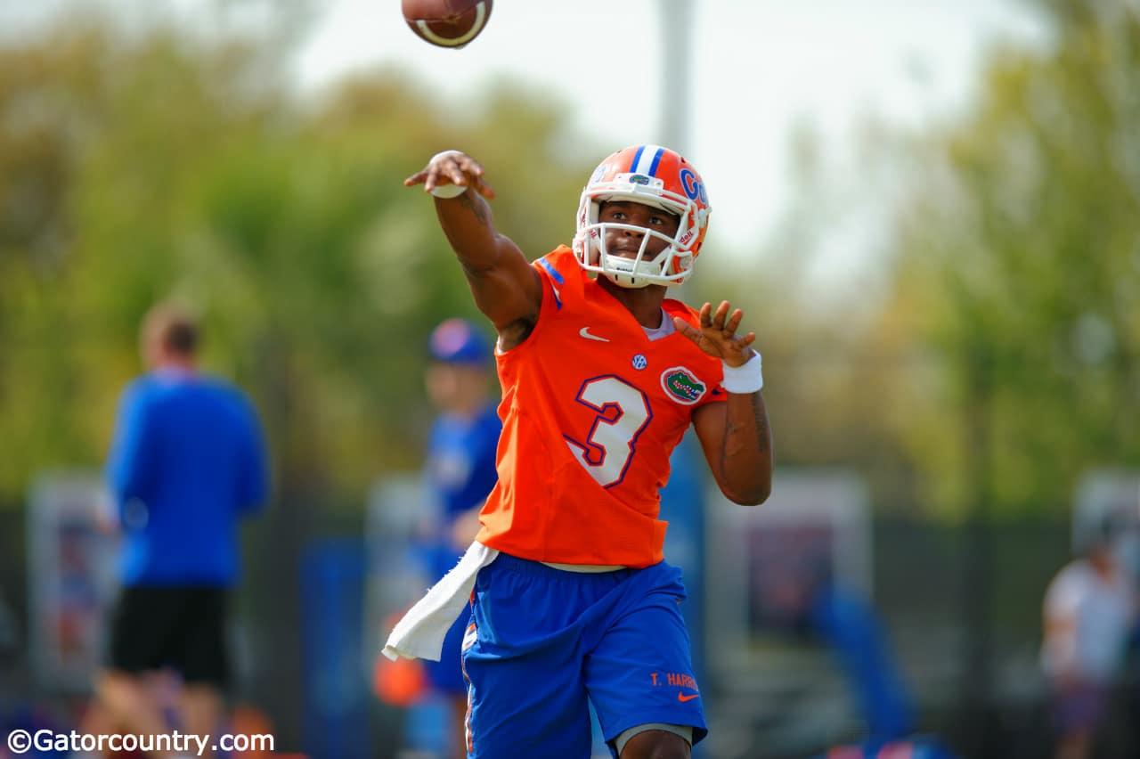 Florida Gators sophomore spotlight: Treon Harris