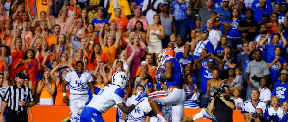 Florida Gators 2015 opponent preview: Kentucky Wildcats