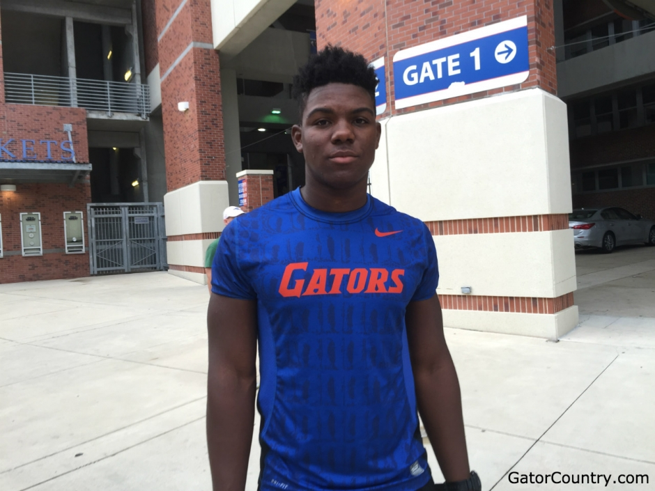 TE Tre McKitty- Florida Gators recruiting