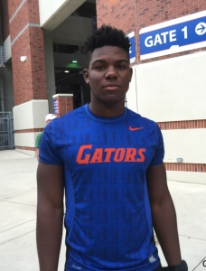 Gators chasing 2017 Miami Hurricanes commit