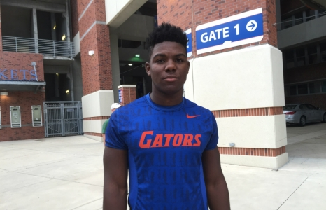 McKitty is high on the Florida Gators recruiting board