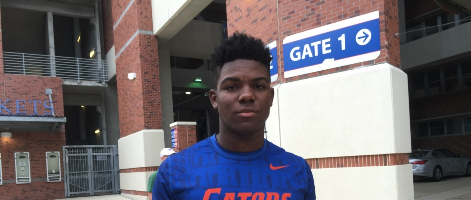 McKitty hears from the Florida Gators daily