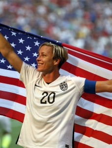 Abby Wambach Further Cements Her Historic Legacy