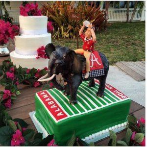 Rob Sabin's Groom's Cake