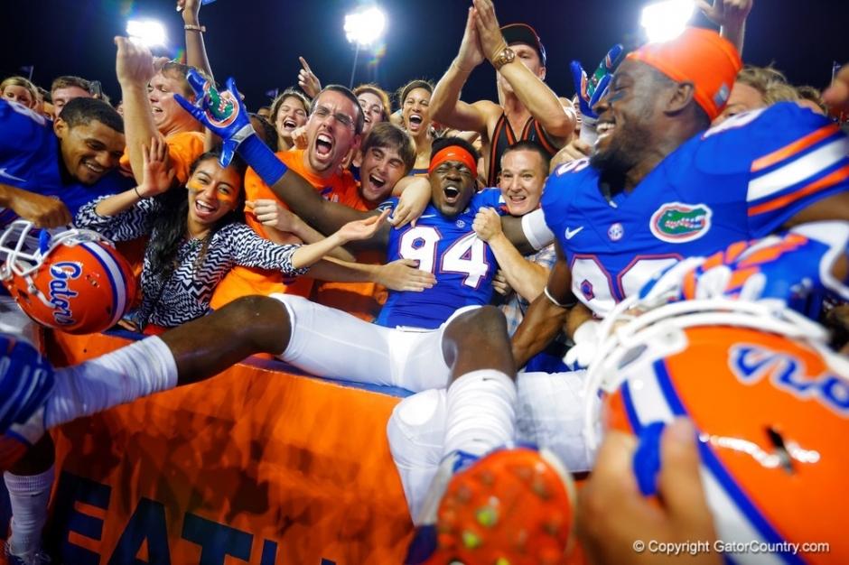 Celebrity Gator fans | Florida Gators Football, Basketball ...