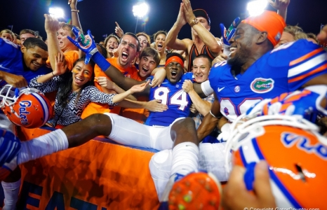 To The Florida Gators Fans, Thank You