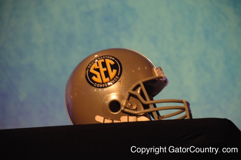 SEC Media Days, University of Florida, Hoover, Alabama