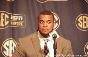 Florida Gators defensive end Jonathan Bullard at SEC Media days 2015- 1280x850- Florida Gators Football