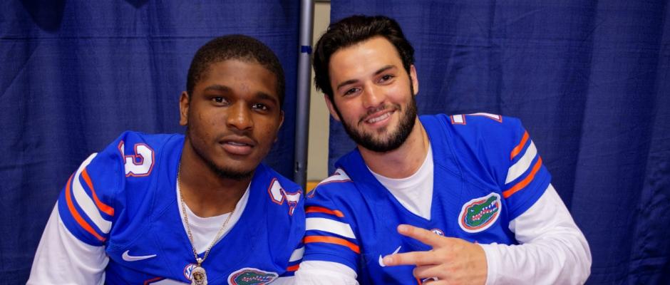 Super Gallery: Florida Gators football fan day