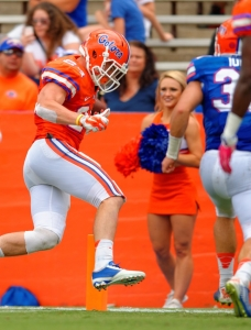 Doering to Harrison: A Gator great gives pure gold