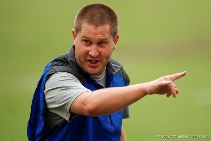 Florida Gators Recruiting Coordinator Drew Hughes at Friday Night Lights- Florida Gators Recruiting