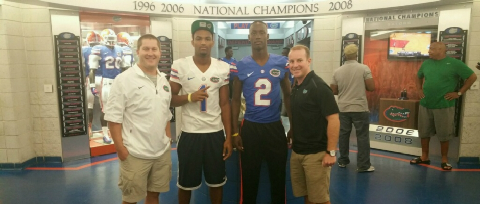 Florida Gators showing improvement is key to prospects
