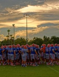 Florida Gators fall camp photo gallery - Aug. 28