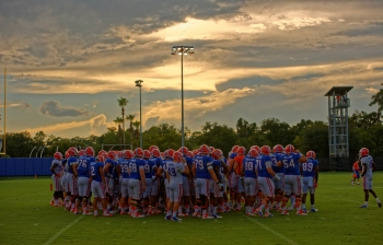 Florida Gators fall camp photo gallery - Aug. 28