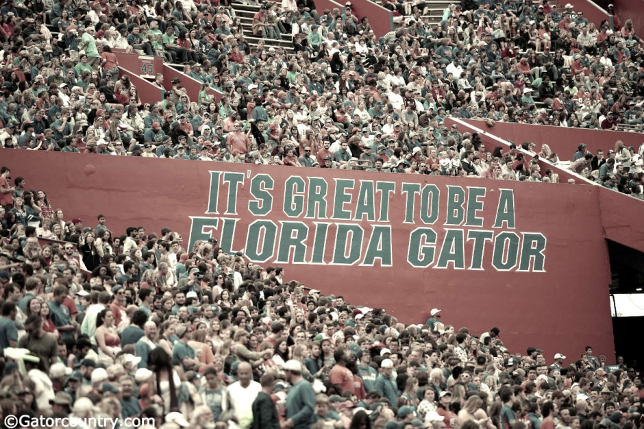 The Swamp at Ben Hill Griffin Stadium is the best venue that college football has to offer. Florida-Gators-University-of-Florida-Gainesville-Florida-Florida-Football-1280x852