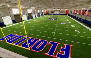 Photo Gallery: Take a tour of the Florida Gators IPF