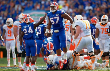 Spring football talk for the Florida Gators: Podcast