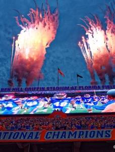 Florida Gators senior spotlight: Running back Mark Herndon