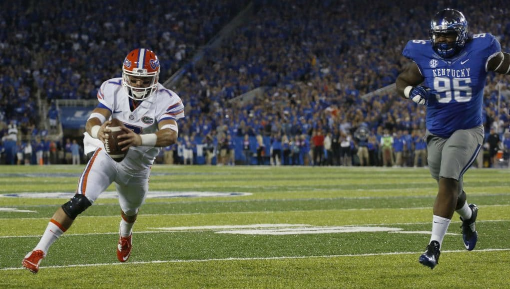 A sign of things to come with Will Grier | GatorCountry.com