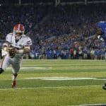 Florida Gators QB Will Grier scores against Kentucky in Lexington-1280x857