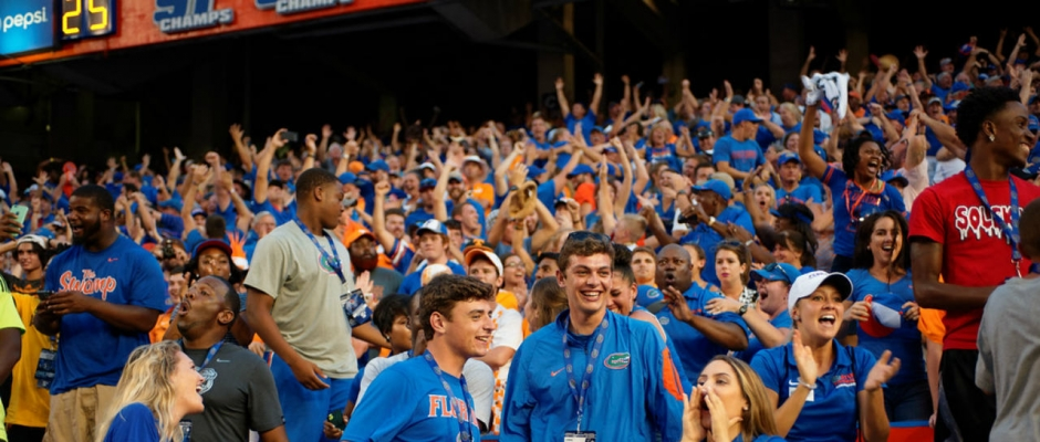 Florida Gators recruiting prospects react to Florida's win