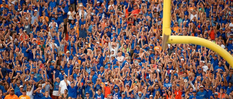 How will Gators react to getting their
