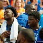 Florida Gators WR target Nate Craig-Myers at the Tennessee game- 1280x853