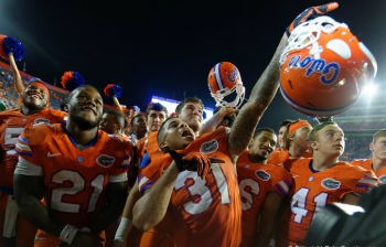 Third Week's the Charm for Florida Gators Football