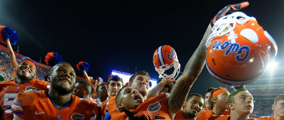 Florida Gators vs. ECU Pirates photo gallery