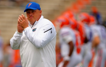 Geoff Collins Media Day Notebook: Florida Gators