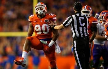 Spotlight on Florida Gators seniors: Jonathan Bullard