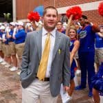 Florida Gators director of player personell Drew Hughes- Florida Gators football- 1280x854