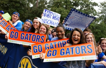 Ben Troupe joins the GC podcast to talk Florida Gators vs. UGA