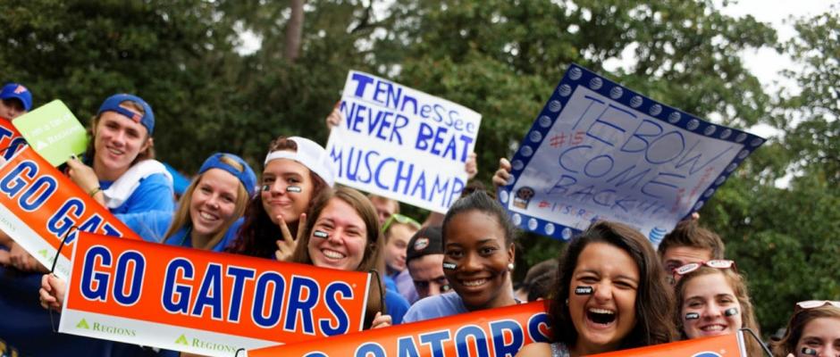 Ben Troupe joins the GC podcast to talk Florida Gators vs. UGA