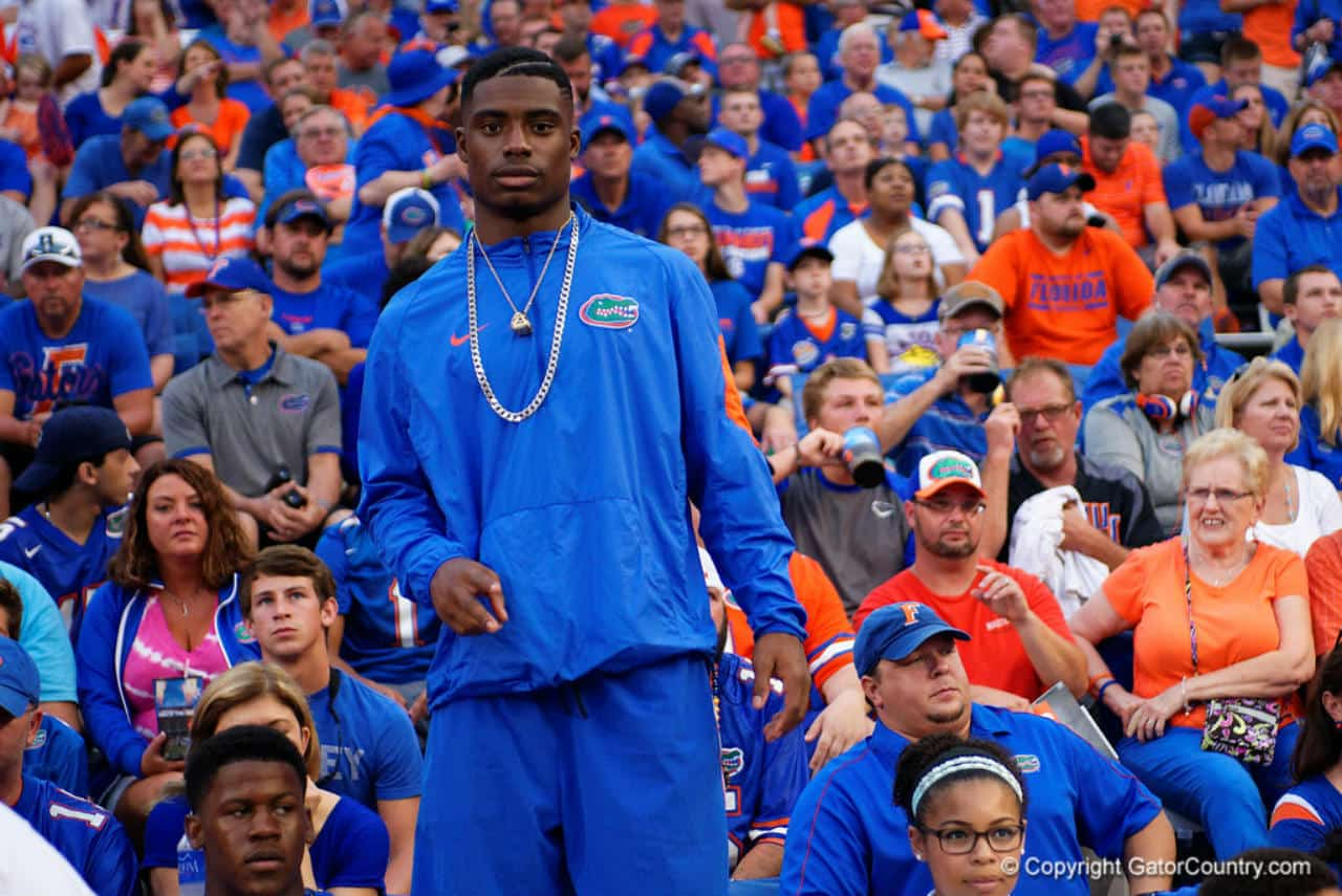 Florida Gators recruiting commit Chauncey Gardner at the New Mexico State game- 1280x855