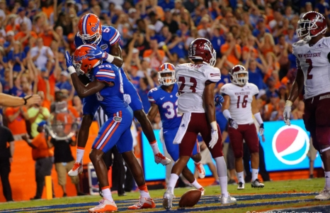 Five things we learned from the Florida Gators 61-13 win