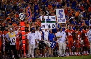 Geoff Collins has the $ sign for the Florida Gators football team and defense- 1280x855