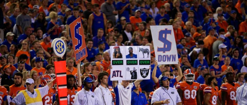 PDs Postulations - Thoughts on the Florida Gators & ECU game